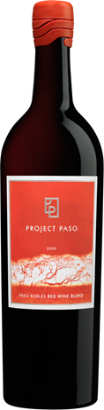 Project Paso Red Blend